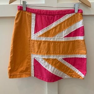 boden uk flag skirt